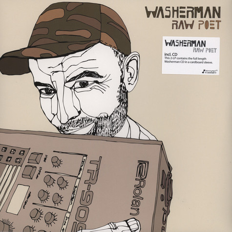 Washerman - Raw Poet