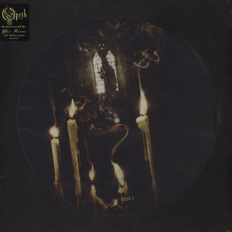 Opeth - Ghost Reveries Picture Disc