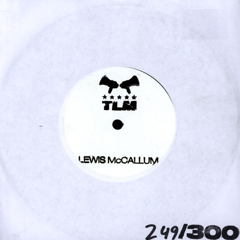 Lewis McCallum - Fly Or Die