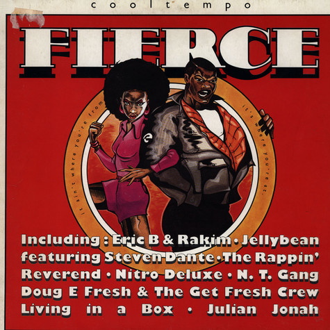 V.A. - Fierce Dance Cuts No. 2