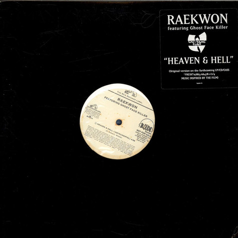Raekwon featuring Ghost Face Killer - Heaven & Hell