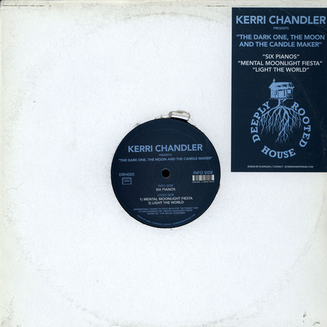 Kerri Chandler - The Dark One, The Moon And The Candle Maker