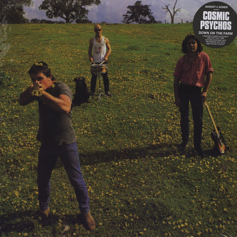 Cosmic Psychos - Down On The Farm