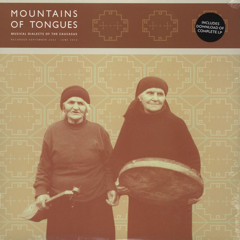 V.A. - Mountains Of Tongues: Musical Dialects From The Caucasus