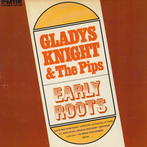 Gladys Knight And The Pips - Early Roots