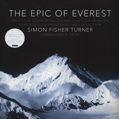 Simon Fisher Turner - The Epic Of Everest
