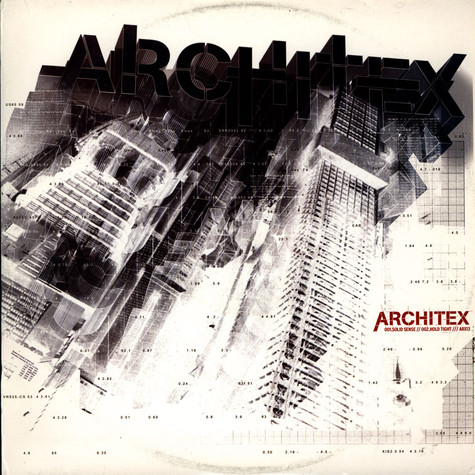 Architex, The - Solid Sense / Hold Tight