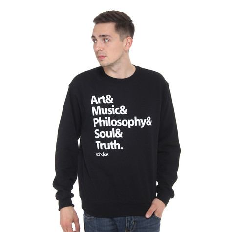 Acrylick - Roll Call Crewneck Sweater