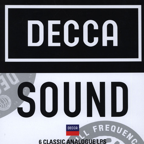 V.A. - Decca Sound: The Analogue Years / Various