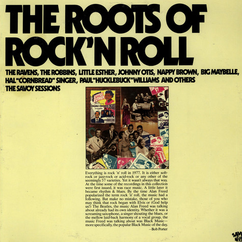 V.A. - The Roots Of Rock'N Roll