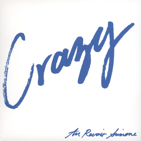 Au Revoir Simone - Crazy/Somebody Who