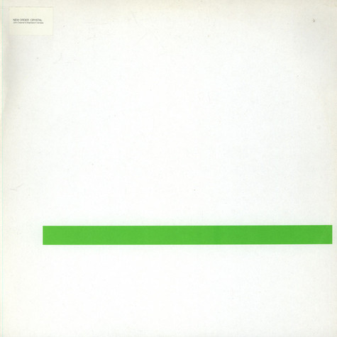 New Order - Crystal (John Creamer & Stephane K Remixes)