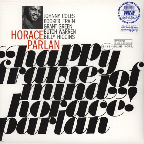 Horace Parlan - Happy Frame Of Mind