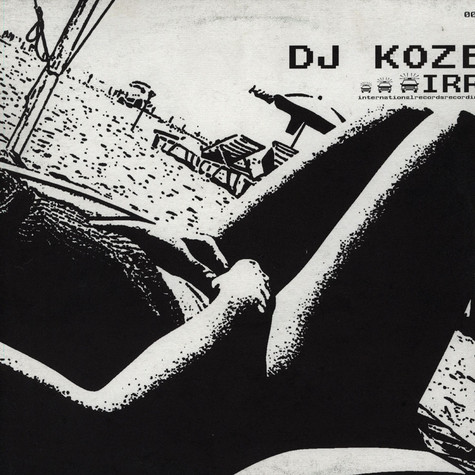 DJ Koze - Let's Love / I Want To Sleep