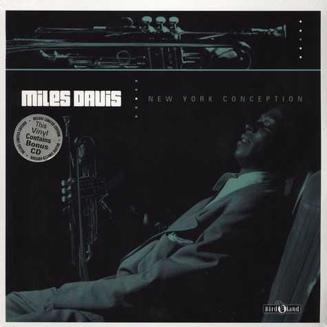 Miles Davis - New York Conception Re-Mastered