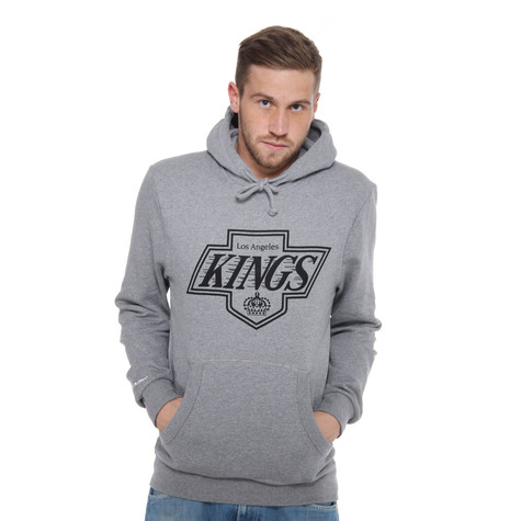 Mitchell & Ness - LA Kings NHL Team Logo Hoodie
