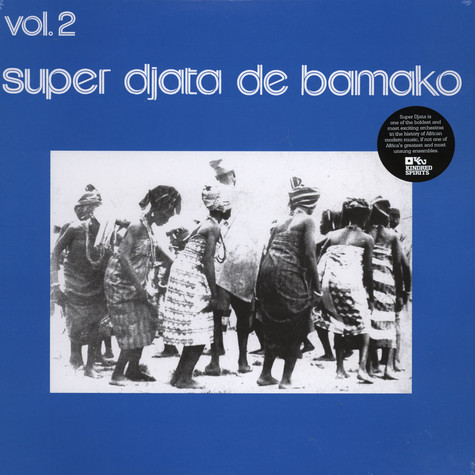 Super Djata De Bamako - Volume 2 Blue Deluxe Edition