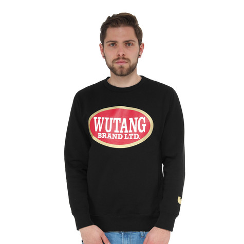 Wu-Tang Clan - Blunted Sweater (Black)  69a8cf6e1795