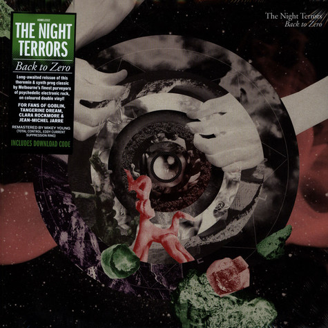Night Terrors, The - Back To Zero