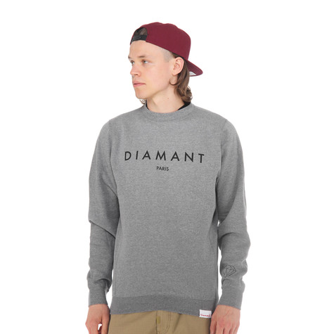 Diamond Supply Co. - Diamant Paris Crewneck Sweater
