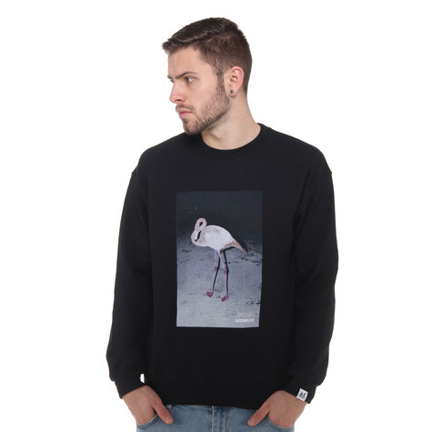 Akomplice - Flamingo Love Crew Sweater