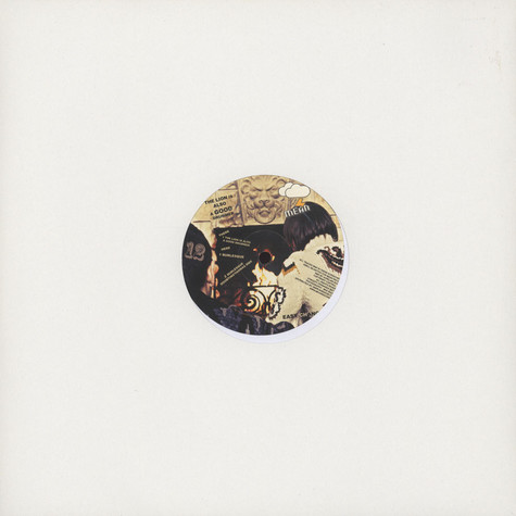 Easy Changes - The Lion Is Also A Good Drummer EP