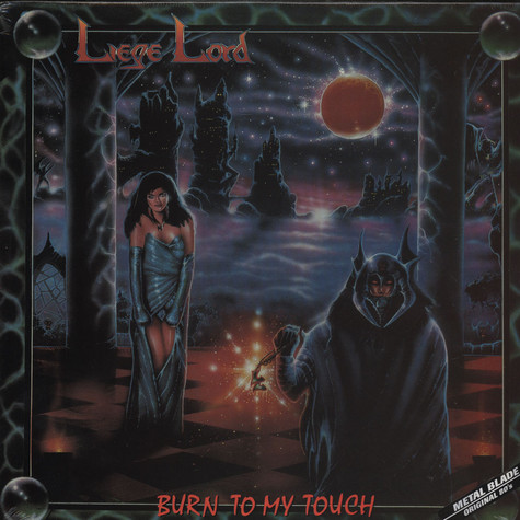 Leige Lord - Burn To My Touch