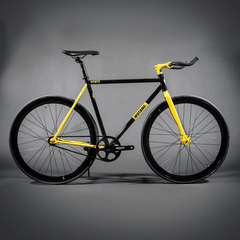 State Bicycle Co. x Wu-Tang Clan - 20th Anniversary Ltd. Edition Bike