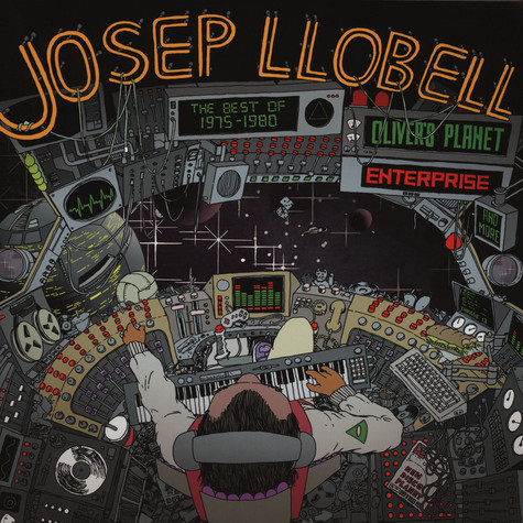 Josep Llobell - The Best Of 1975-1980 Colored Vinyl Edition