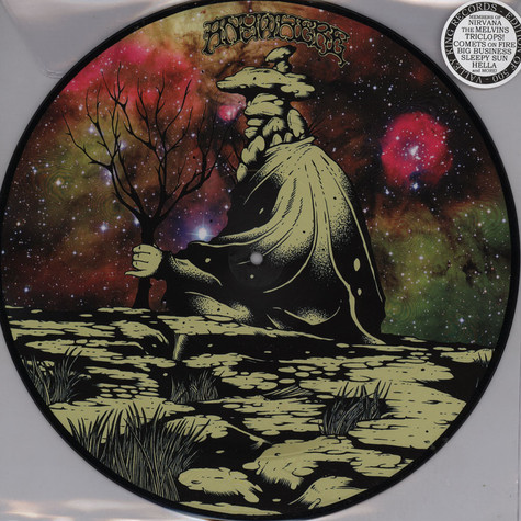 Anywhere - Olompali Picture Disc