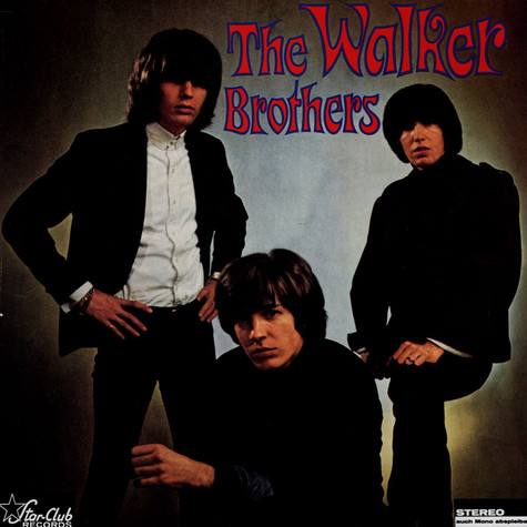 Walker Brothers, The - The Walker Brothers