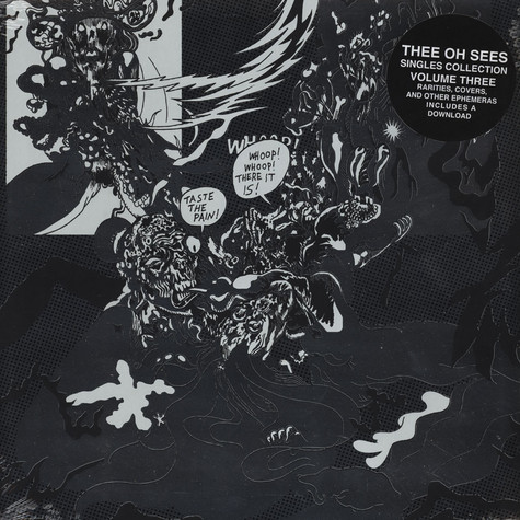 Thee Oh Sees - Singles Collection 3
