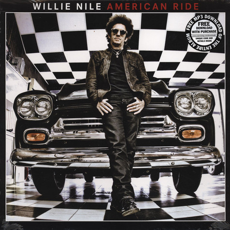 Willie Nile - American Ride