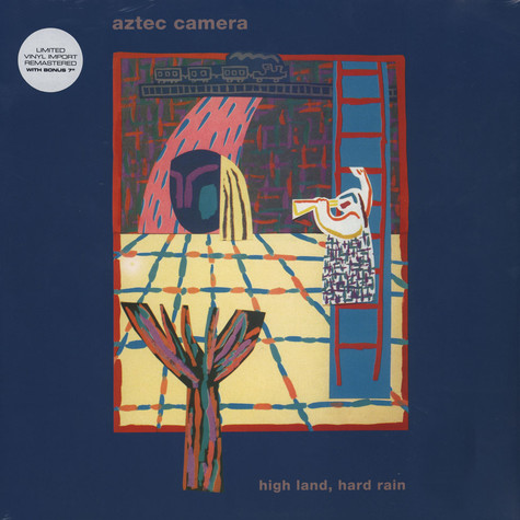 Aztec Camera - High Land, Hard Rain Signed Edition