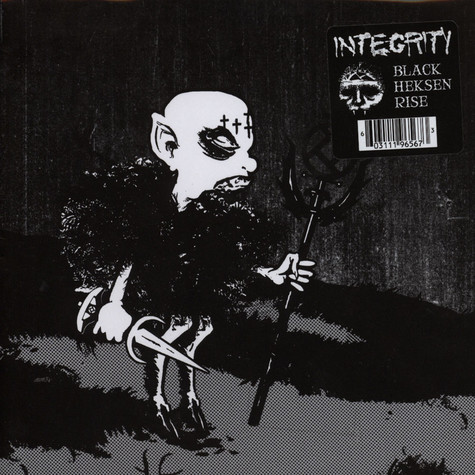 Integrity - Black Heksen Rise Colored Vinyl Edition