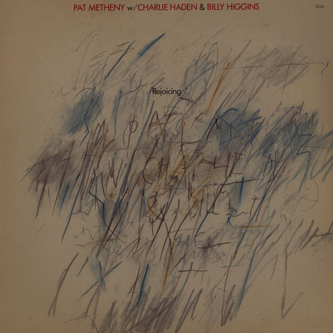 Pat Metheny - Rejoicing with Charlie Haden & Billy Higgins