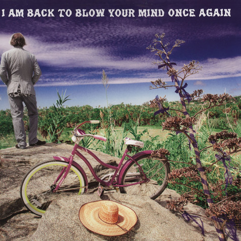 Peter Buck - I Am back To Blow Your Mind Once Again