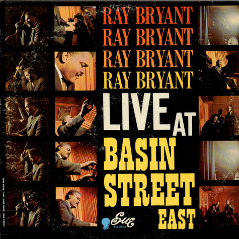 Ray Bryant - Live At Basin Street East