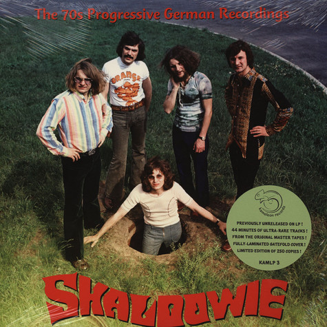 Skaldowie - The 70s Progressive German Sessions (1970-1976)