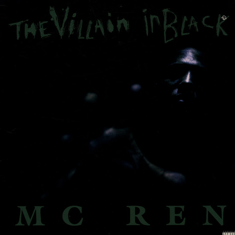 MC Ren - The Villain In Black