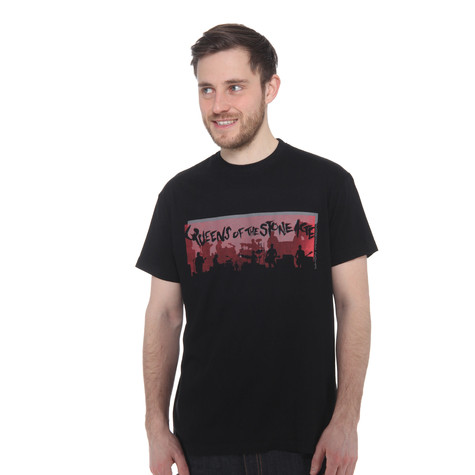 Queens Of The Stone Age - 2013 Tour T-Shirt