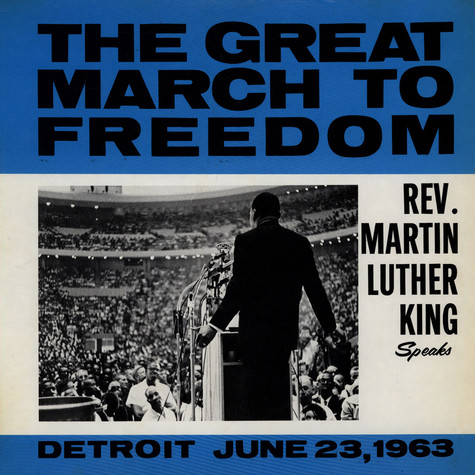 Dr. Martin Luther King, Jr. - The Great March To Freedom