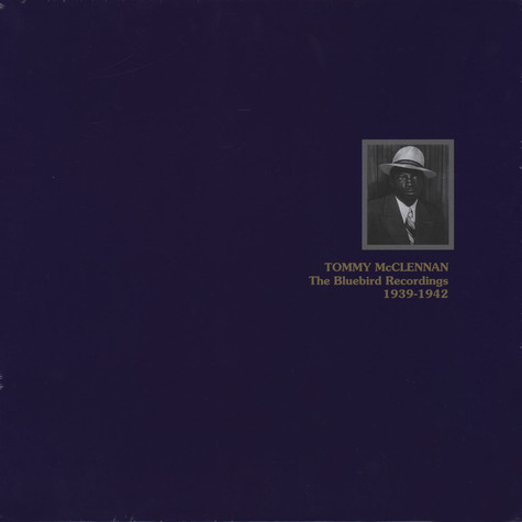 Tommy McClennan - The Bluebird Recordings 1939-1942