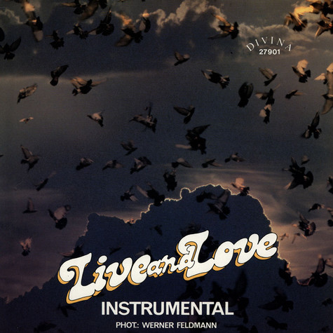 Rising Sound - Live And Love (Instrumental)