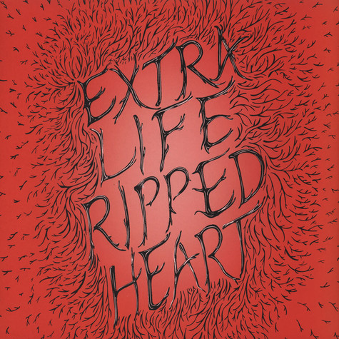 Extra Life - Ripped Heart EP