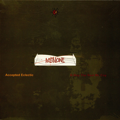 Aceyalone - Accepted Eclectic