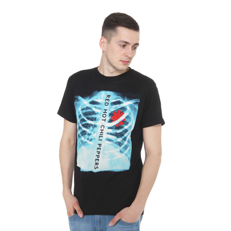 Red Hot Chili Peppers - X Ray T-Shirt