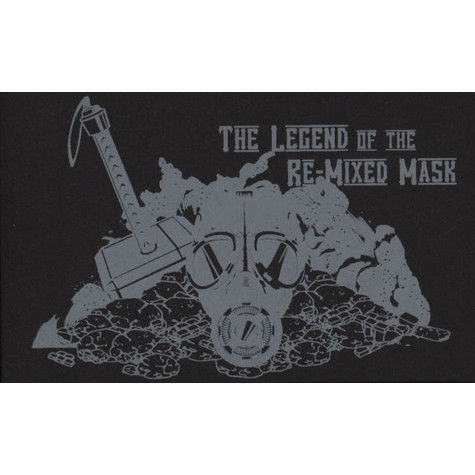 Vingthor The Hurler Vs. Sick Jacken of Psycho Realm - The Legend Of The Re-mixed Mask Black Cardboard Edition