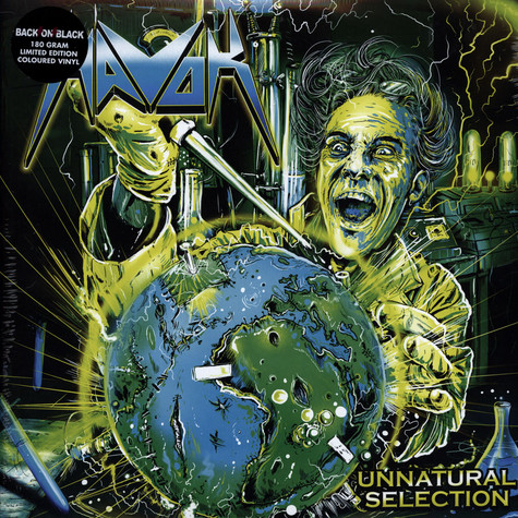 Havok - Unnatural Selection / Point Of No Return