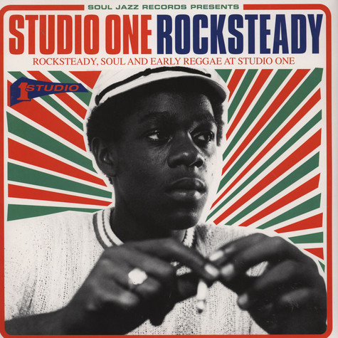 V.A. - Studio One Rocksteady: Rocksteady, Soul and Early Reggae at Studio One